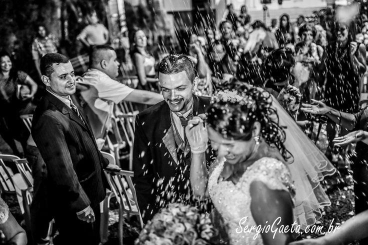 Casamento de Mariana e Jackson em Poá/SP.