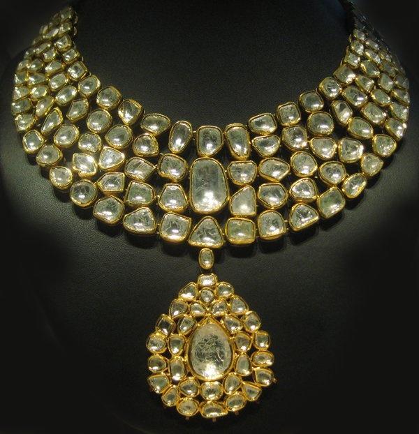 Buy Kundan Choker Necklace Priya Nacc10438c: 131 Best Images About Desi Jewelry On Pinterest