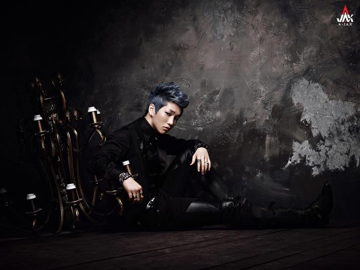 Sungmin (성민) of A-Jax