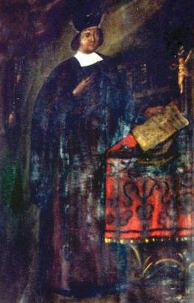 Saint Yves. Tableau situé à Lublin (Pologne);