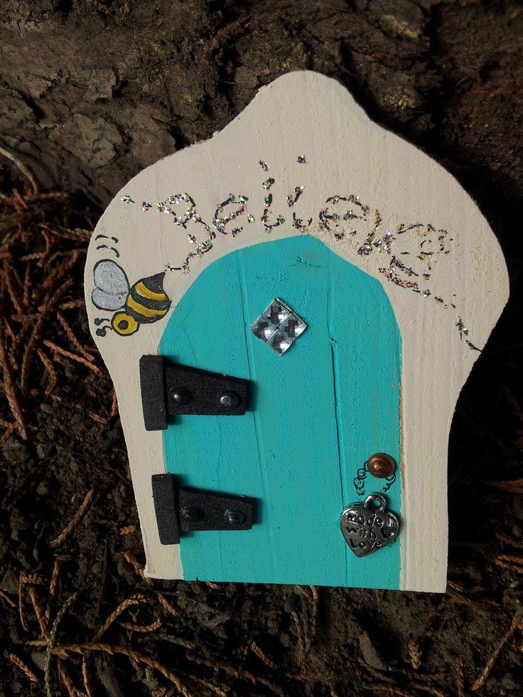 small door £7  https://www.facebook.com/pages/Fairy-Doors/521697827917316