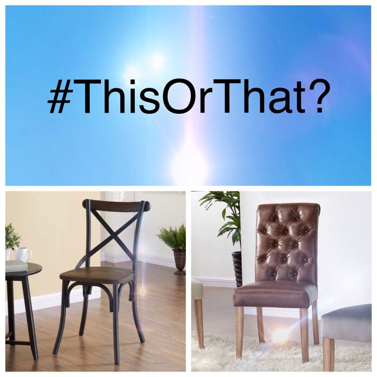 #ThisOrThat - Which one do you like the most?