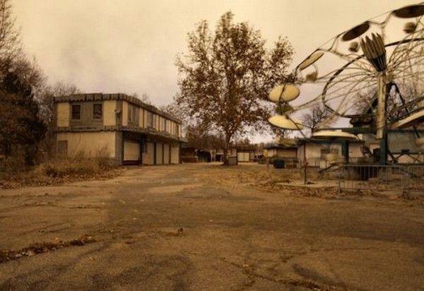 Parcs d'Attraction abandonnés (4)