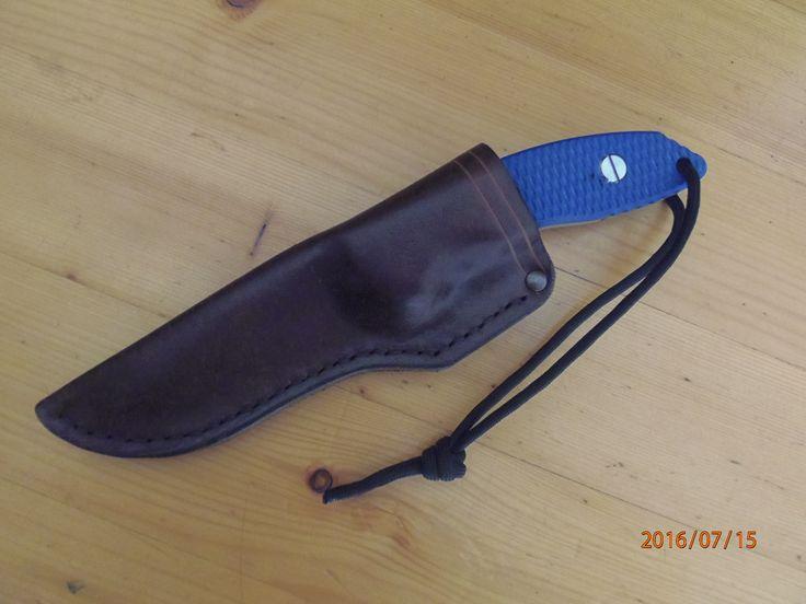 Hinderer custom sheath