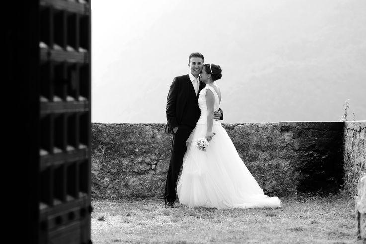 """""""The Royal Wedding"""": Milena and Luciano  Il matrimonio in una boutique: www.amatelier.com"""