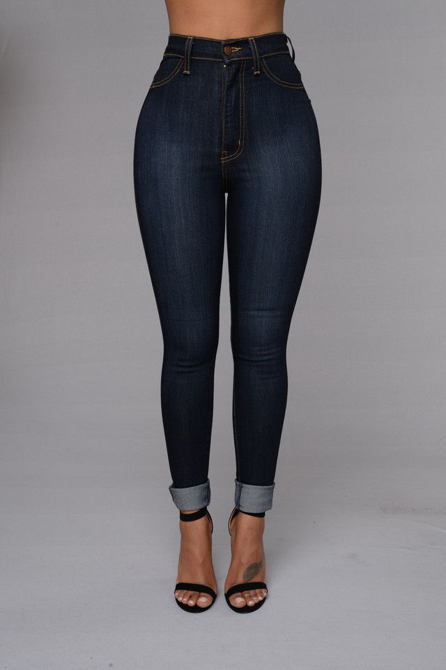 210 best Plus Size High Waisted Jeans images on Pinterest   High ...