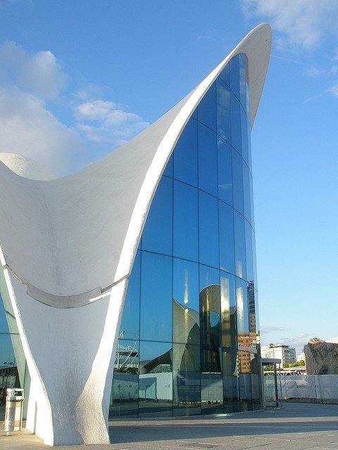 17 best images about f lix candela architect on pinterest santiago calatrava mexico city - Luengo arquitectos valencia ...