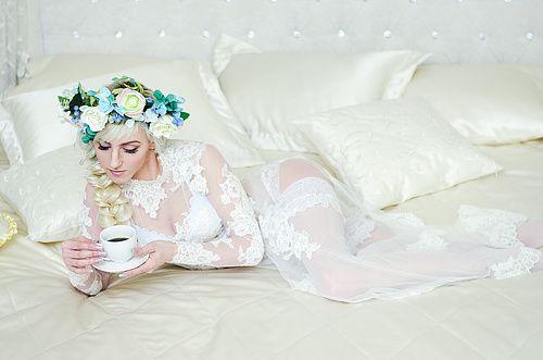 35PHOTO - Елена Кадкина - НЕЖНОЕ УТРО НЕВЕСТЫ