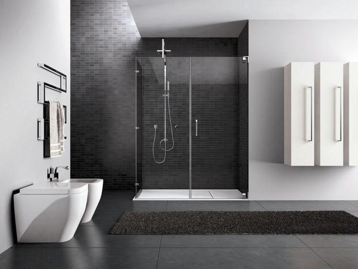 La cabina doccia, estetica e relax. Come dev'essere la vostra, in cristallo o in muratura? http://www.arredamento.it/consigli-acquisto-cabine-doccia.asp #relax #doccia
