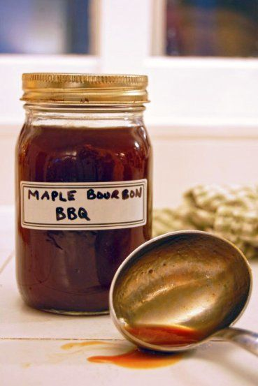 The Award Losing Maple Bourbon BBQ Sauce! | The Art of Doing Stuff