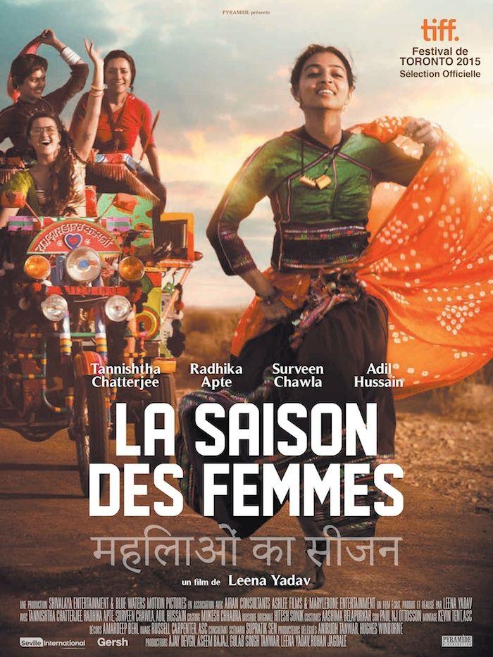 La saison des femmes : bande annonce enfin dévoilée du film indien de Leena  Yadav