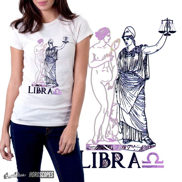 """Check out my new design submission """"Libra"""" on @threadless https://www.threadless.com/designs/libra-3"""