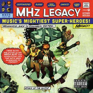 #FS #Discogs #HipHop MHZ Legacy CD NY's finest go hard over beats from Illmind, Harry Fraud, Marco Polo, J Rawls and more. $14.95 new sealed at https://www.discogs.com/sell/item/407357664
