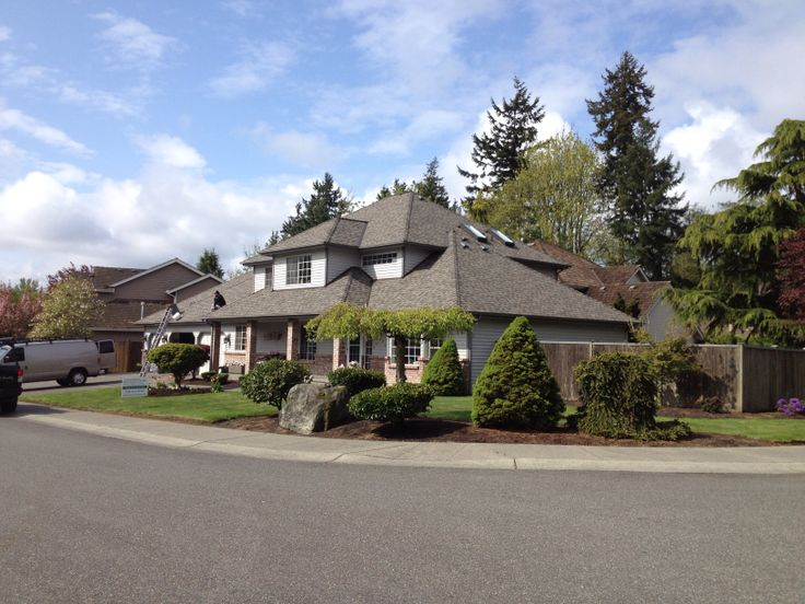 Best Lynnwood Project Landmark Pro Shown In Weatherwood Max 640 x 480
