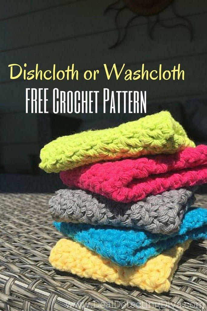 Dishcloth or Washcloth