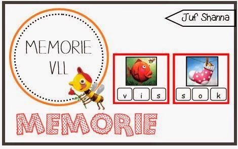V.L.L memorie spel!