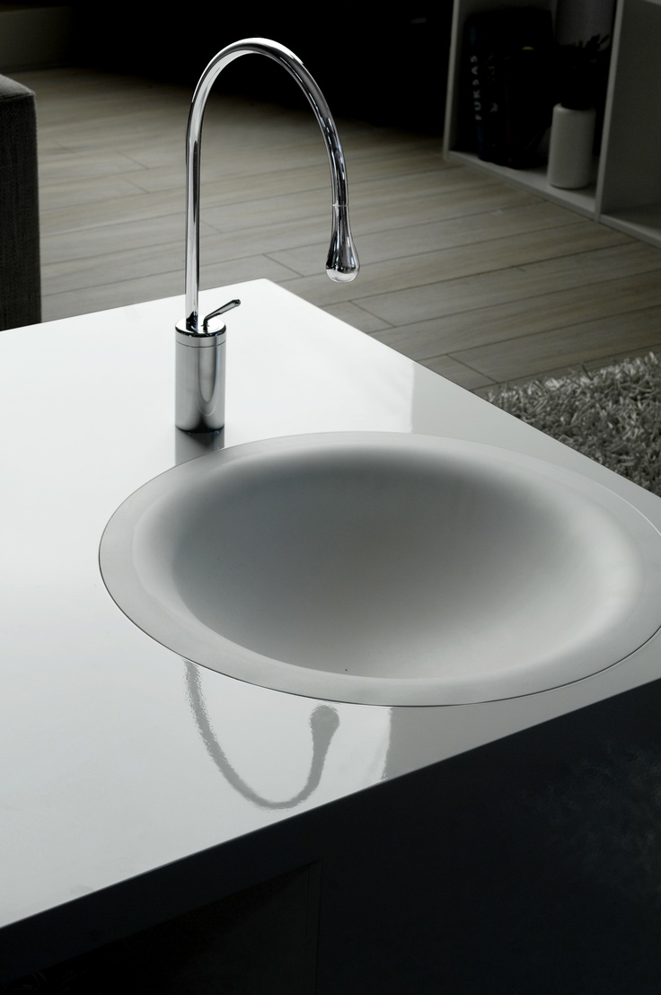 Imagine a permeable bowl with no visible drain. Rather the water soaks  through the surface. Design ProductsProduct DesignLuxury BathroomsDesign ...