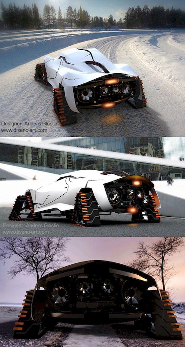 Super Cool Futuristic Car Designs (96 Photos) www.designlisticl… – #car #cool