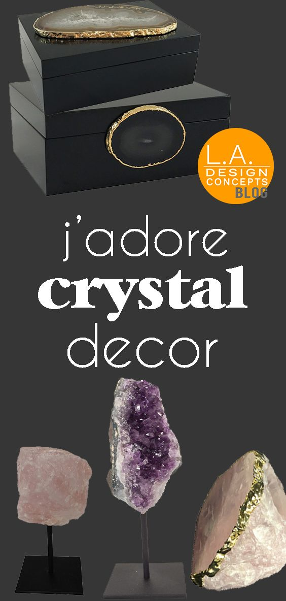 Stunning Crystal Decor Many Options Under 100 Bring The Healing