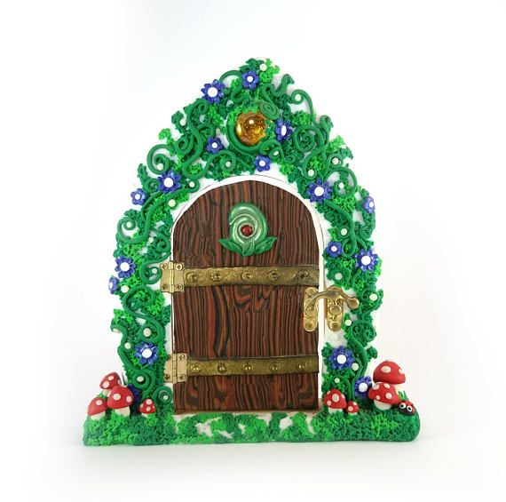 Hey, I found this really awesome Etsy listing at https://www.etsy.com/uk/listing/271548430/fairy-door-polymer-clay-glow-in-the-dark