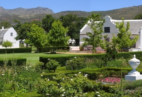 Steenberg Hotel, SOUTH AFRICA: situated on Steenberg – the Cape's oldest farm – in the beautiful Constantia Winelands.