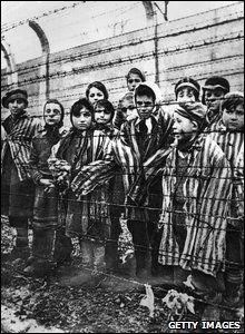 Auschwitz. This is something that we, the world, should never forget, that one group can do such harm to another.