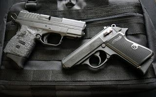Springfield XDS 9mm Walther Guns Latest Wallpapers