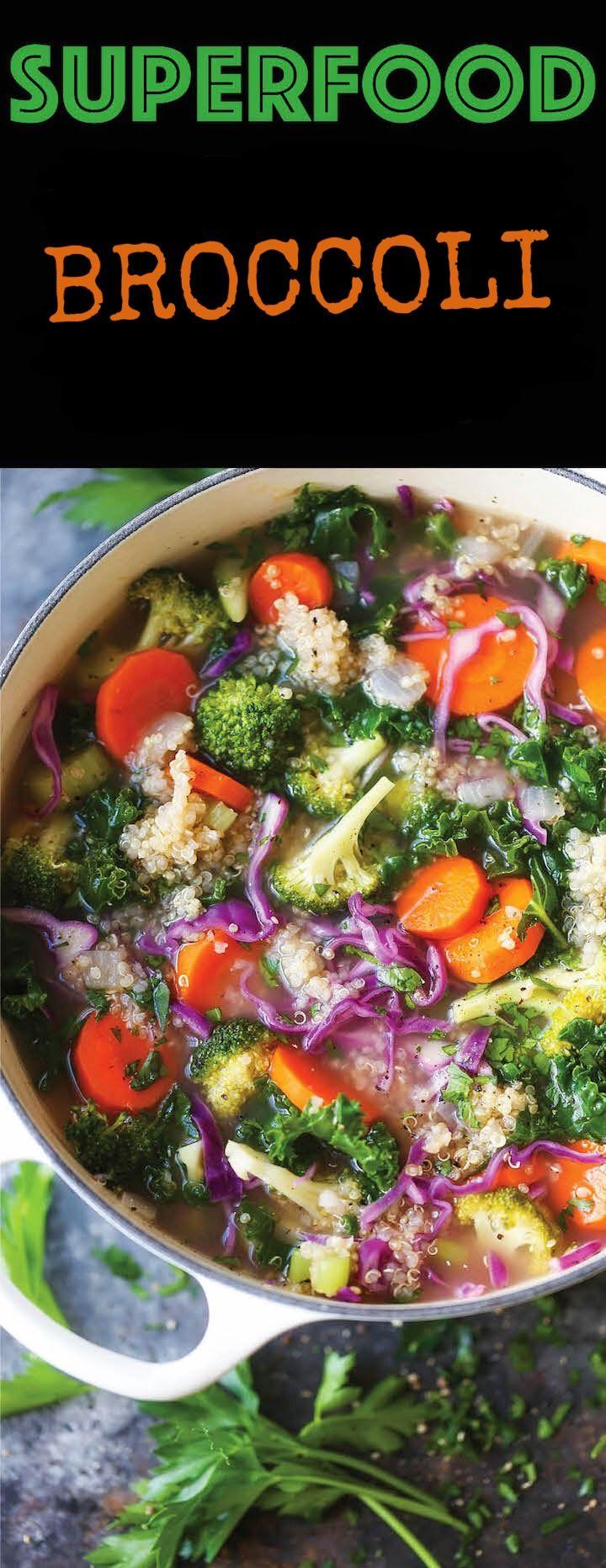 ▼Broccoli: Health Benefits, Nutritional Superfood Information
