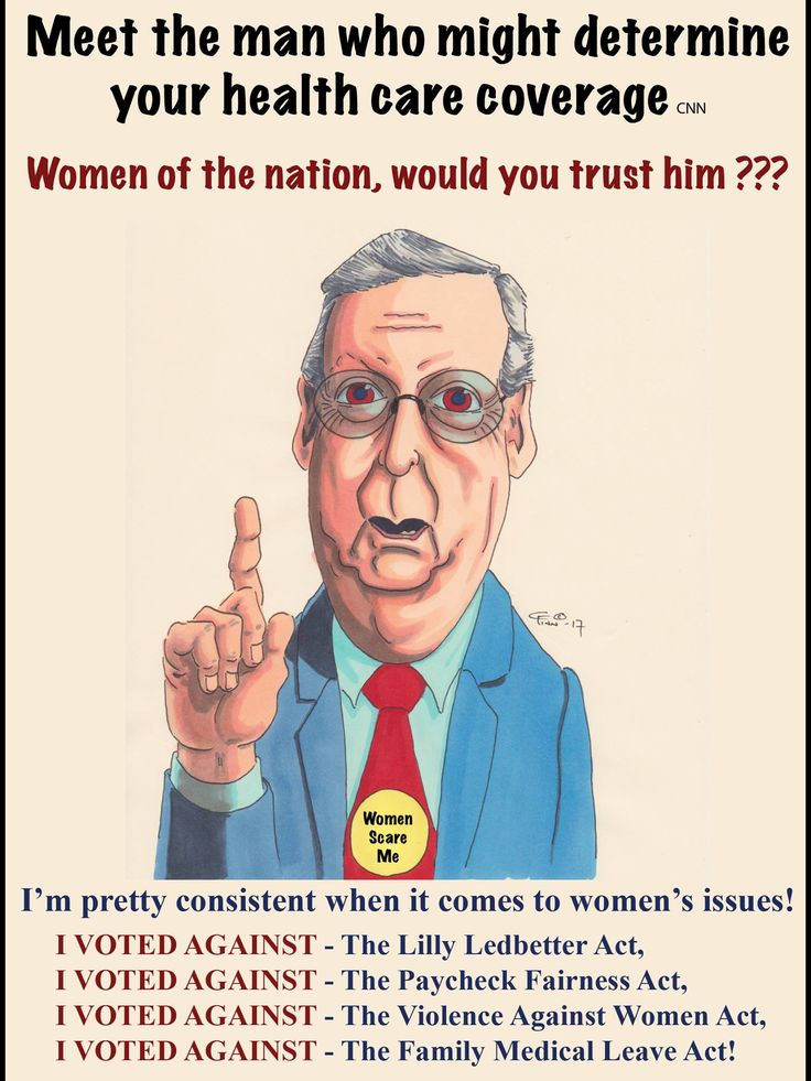 Image result for mitch mcconnell health care cartoons
