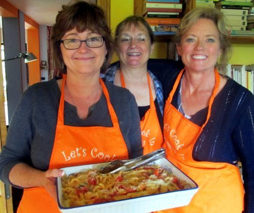italian cookery lesson - Lets Cook in Umbria (on the farm in a house - produce all home grown) Also can come to the villa