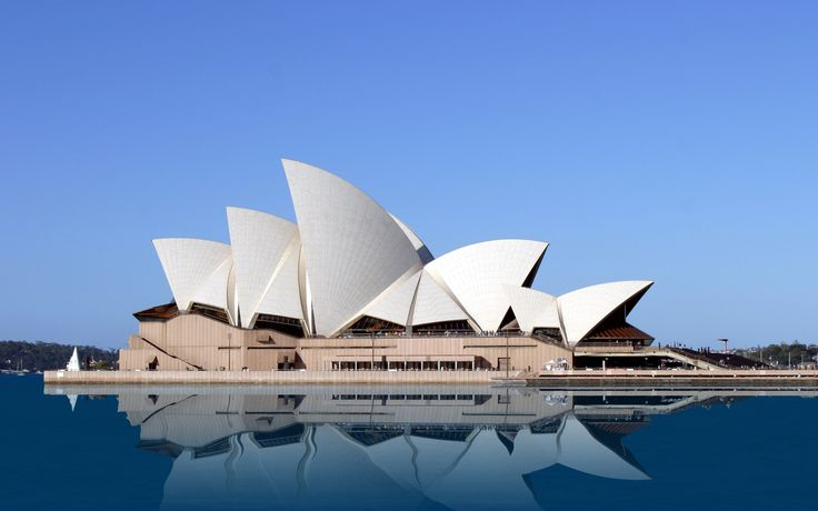 The Opera House - hate opera, love the building