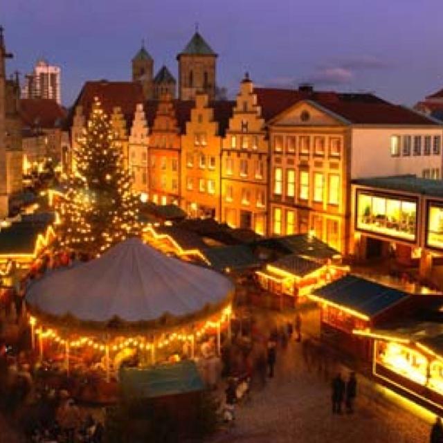 Historischer Weihnachtsmarkt | Osnabrück | Niedersachsen