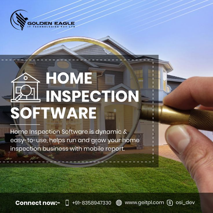 Home Inspection Software Development in 2020 Software