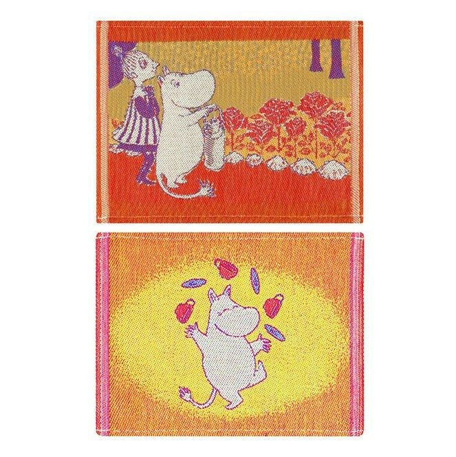 Home & Juggle dishcloth 2-pack by Ekelund - The Official Moomin Shop 19.90 e