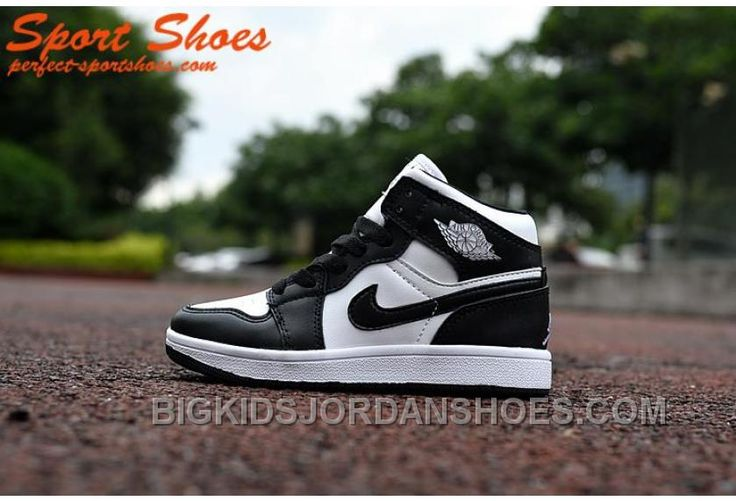 http://www.bigkidsjordanshoes.com/2016-latest-air-jordan-1-kids-sneakers-black-white-hot.html 2016 LATEST AIR JORDAN 1 KIDS SNEAKERS BLACK WHITE HOT Only $85.00 , Free Shipping!