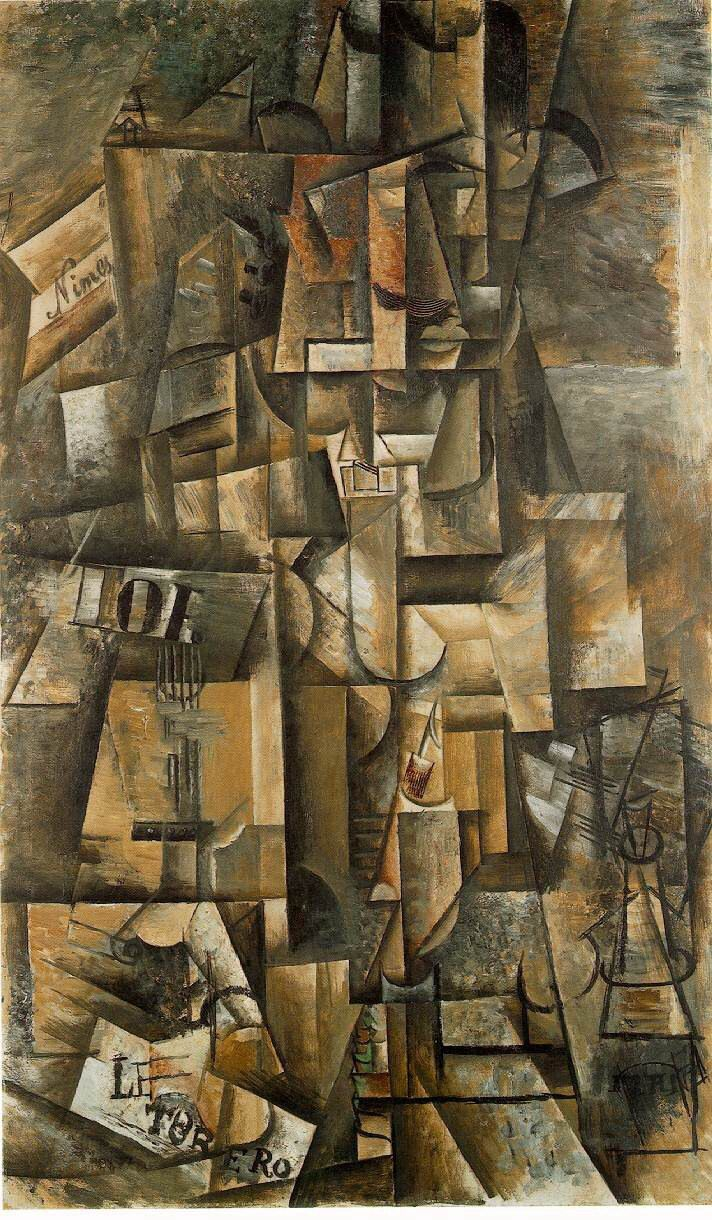 10 best picasso and braque cubist paintings images on. Black Bedroom Furniture Sets. Home Design Ideas
