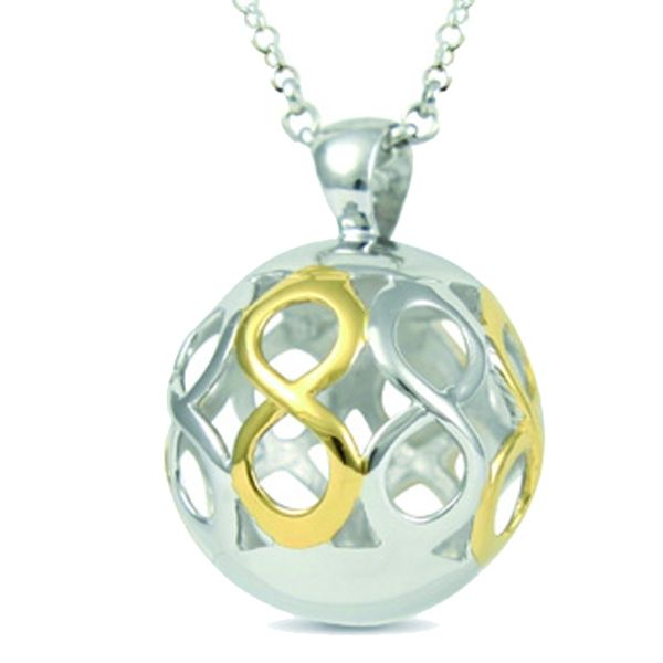 """Infinity: """"My love for you has no limits."""" #Handpainted #Sterlingsilver #jewelry"""