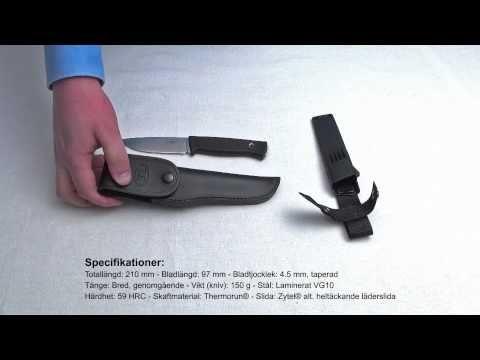Fällkniven F1 Pilot Survival Knife