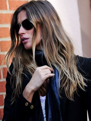 .: Gisele Balayage Colour, Galleries, Hair Cut Color, Sweet, Nike Dunks, Importimage92352993D, Ombre Hair, Blondes Highlights, Brown Hair