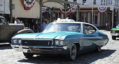 1968 Buick skylark lowrider