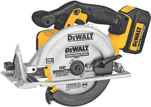 Best Cordless Circular Saws, 2015 Edition