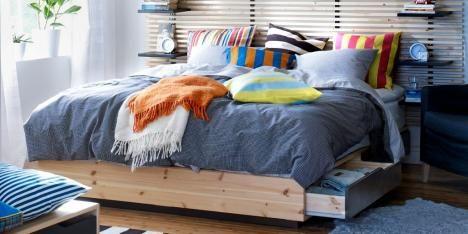 Smart oppbevaring i små rom
