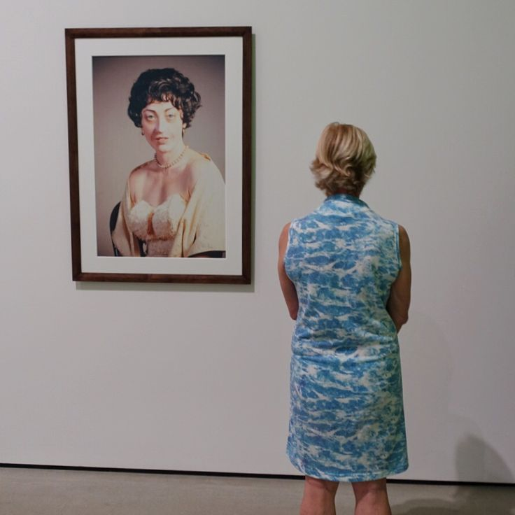 THE BROAD / Los Angeles  Cindy Sherman   Photo Flora Carreno 2016