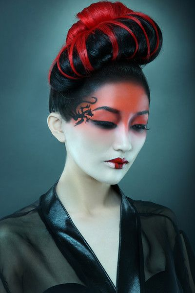 Best 25+ Geisha Makeup Ideas On Pinterest | Gesicht Schminken Geisha Geisha Costume And Geisha