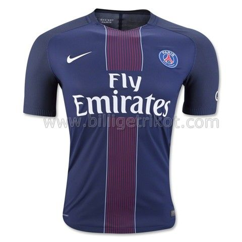 Nike Paris Saint-Germain Authentic Home Jersey