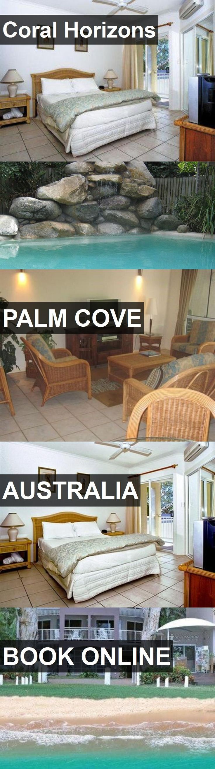 Hotel Coral Horizons in Palm Cove, Australia. For more information, photos, reviews and best prices please follow the link. #Australia #PalmCove #travel #vacation #hotel