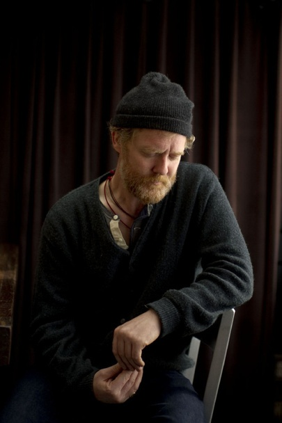 Glen Hansard falling, slowly, into a solo career