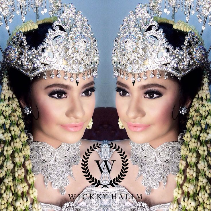 My make up wedding #natural #makeup #wedding #pengantin #eyeshadow #flawless #traditional #wickkyhalim #sundasiger