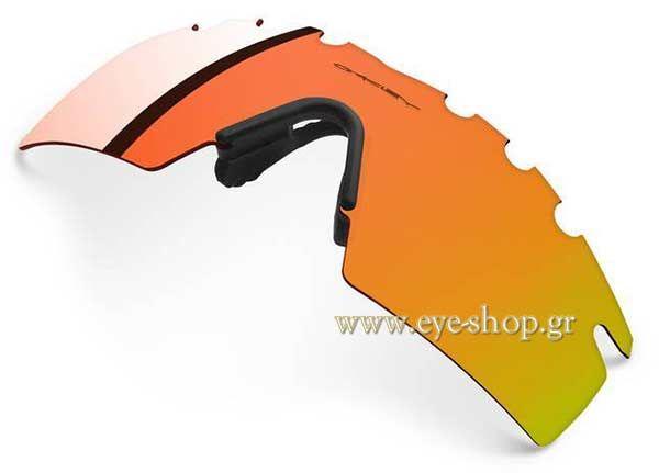 Γυαλιά Ηλίου  Oakley M-FRAME 3 - Μάσκα Strike 9060 06-655 Fire Iridium  Τιμή: 77,00 €