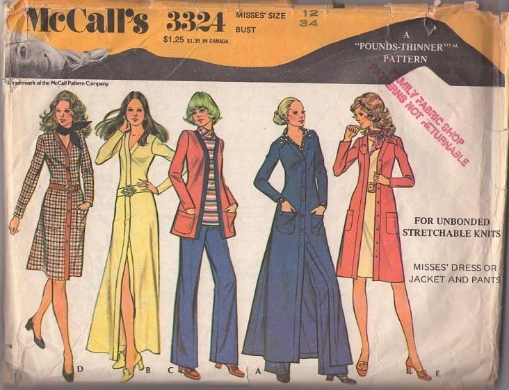 318 besten 70\'s style Bilder auf Pinterest   Vintage schnittmuster ...